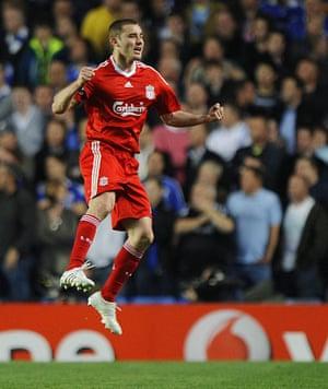 Chelsea v Liverpool: Fabiano Aurelio