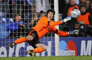 Chelsea v Liverpool: Petr Cech