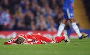 Chelsea v Liverpool: Fernando Torres