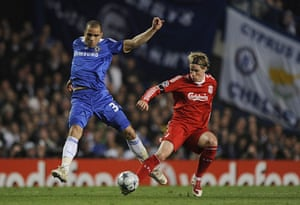 Chelsea v Liverpool: Alex and Torres