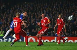 Chelsea v Liverpool: Frank Lampard
