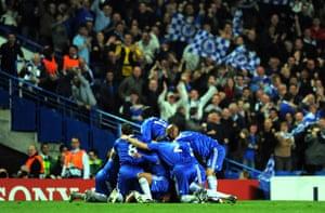 Chelsea v Liverpool: Chelsea, Alex