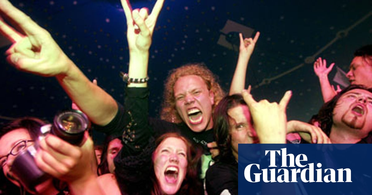 A Handy Guide To Heavy Metal Pop And Rock The Guardian