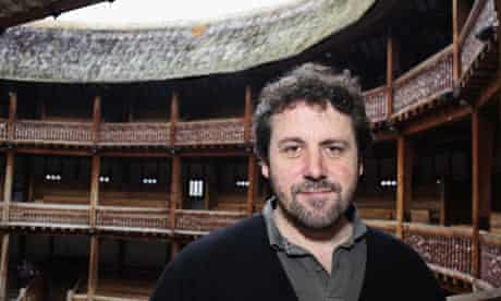 Dominic Dromgoole, artistic director of The Globe