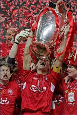 Champions League classics: Liverpool 3-3 Milan (2005)