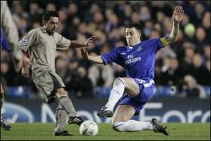 Champions League classics: Chelsea 4-2 Barcelona (2004)