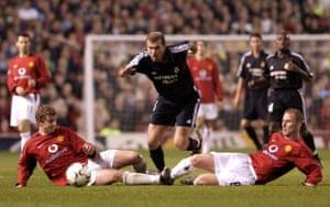 Champions League classics: Man Utd 4-3 Real Madrid (2003)