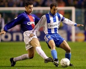 Champions League classics: Deportivo's Fran