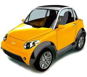 Electric cars: MyCar