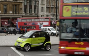 electric cars: Smart Ed