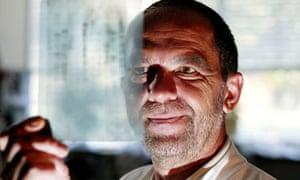 Professor Sir Alec Jeffreys, geneticist and inventor of DNA fingerprinting technology