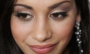 Nadja Benaissa of the German pop band No Angels