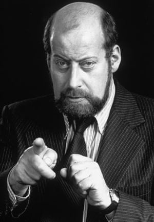 Clement Freud: Clement Freud in the 1980's