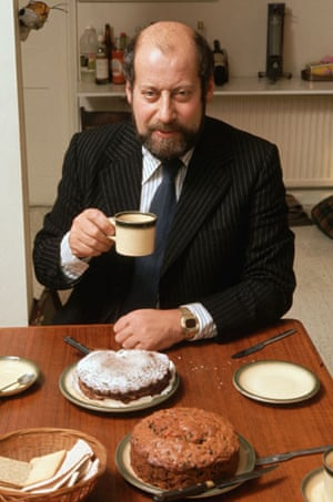 Clement Freud: Clement Freud at Home