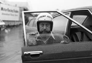 Clement Freud: Sir Clement Freud  in 1973