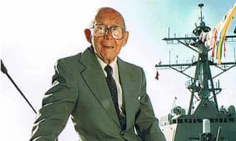 Patrick Kinna has died aged 95
