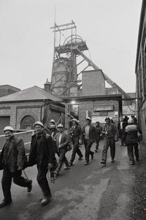 Three day week: Miners on Strike in England