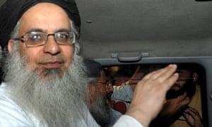 Red Mosque cleric Abdul Aziz