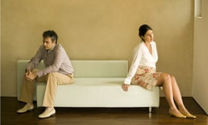 Facing redundancy can be a very difficult time for couples. Photograph: Altrendo/ Getty Creative