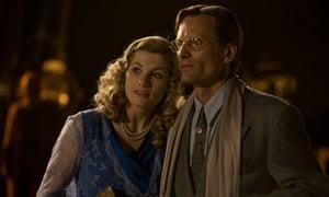 Jodie Whittaker & Viggo Mortensen in the film 'Good'