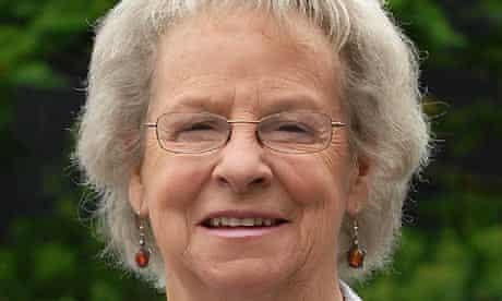 Former Labour MP Alice Mahon
