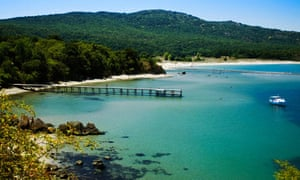 Ropotamo reserve on the Black Sea coast, Bulgaria