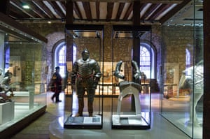 Dressed to Kill: Henry VIII: Dressed to Kill exhibition at the Tower of London