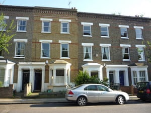 Alok Jha's Victorian terrace in North London, which is undergoing an eco makeover