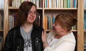 Alex Goodenough, who has Asperger's syndrome