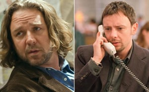 State of Play: Cal McAffrey, played by Russell Crowe and John Simm