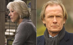 State of Play: Helen Mirren as Cameron Lynne and Bill Nighy has Cameron Foster