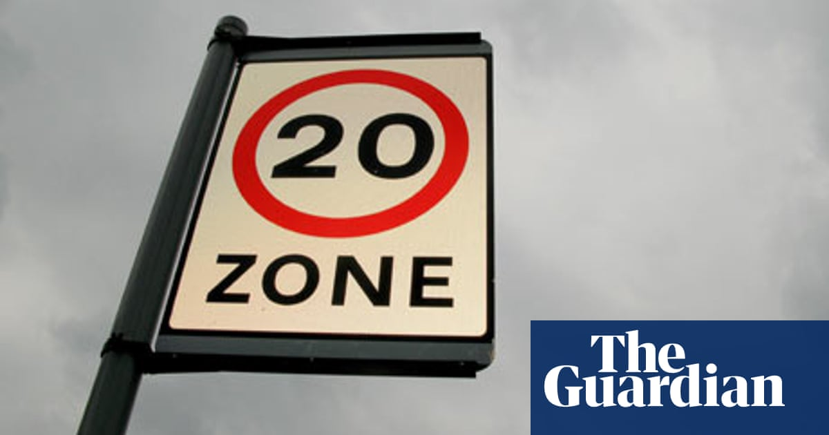 It's time for pedestrians to reclaim our streets with 20mph