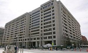 The International Monetary Fund headquarters in Washington