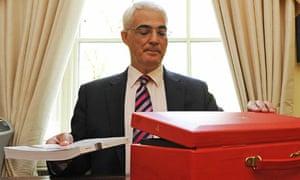 Alistair Darling's budget 2009