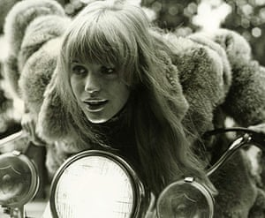 Jack Cardiff: The Girl on a Motorcycle (1968)