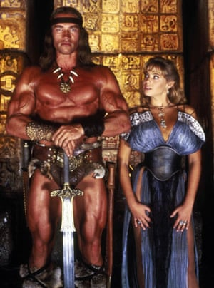 Jack Cardiff: Conan the Destroyer (1984)