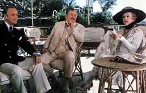 Jack Cardiff: Death on the Nile (1978)