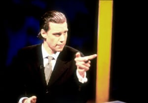 michael grade: Brass Eye with Chris Morris, on Channel 4