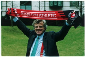 michael grade: Michael Grade Charlton Athletic Director