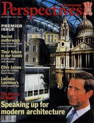 Prince Charles' Buildings: Prince Charles' Perspective magazine