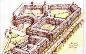 Prince Charles' Buildings: Design for the Chelsea Barracks site by Quinlan Terry