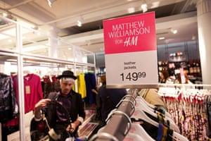 Matthew Williamson at H&M: Matthew Williamson at H&M