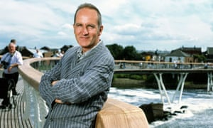 Kevin McCloud TV presenter for Channel 4