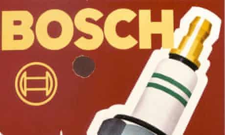 Bosch advert