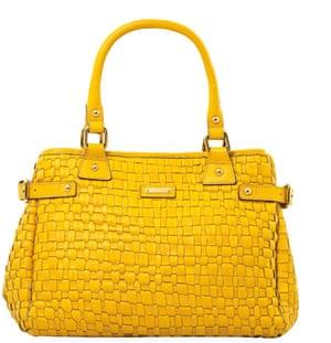 Fashion wishlist: yellow: Maxmara bag