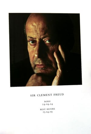 Clement Freud funeral: Sir Clement Freud funeral