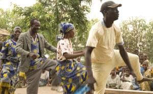 World Malaria Day : Phalombe district, southern Malawi