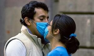Swine flu outbreak in Mexico