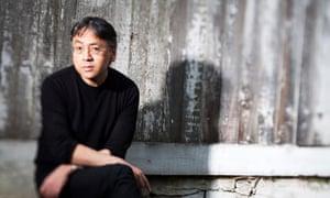 Kazuo Ishiguro, author