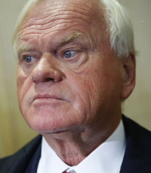 Sunday Times rich list: John Fredriksen, an oil tanker and shipping tycoon